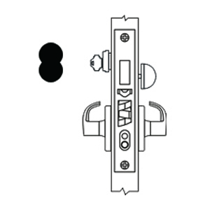 F20 Entrance (Apartment Corridor Door Lock)