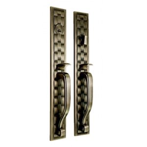 Entrance Mortise Handleset